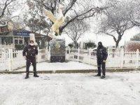 Burhaniye polisi kurallara uymayanlara göz açtırmıyor