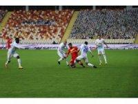 Süper Lig: Yeni Malatyaspor: 0 - Çaykur Rizespor: 1 (İlk yarı)