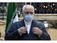 """İran Dışişleri Bakanı Zarif'ten Fransa'ya tepki: """"Siz savaş suçlusu Suudilere silah satıyorsunuz"""""""