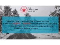 Zonguldak'ta engelli ve hamile kamu çalışanlarına idari izin