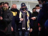 Mesut Özil İstanbul'da