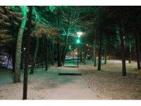 Başkent'te kar yağışı etkisini sürdürüyor