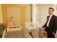 Nene Hatun Kadın Doğum Hastanesi Erzurum Şehir Hastanesine taşındı