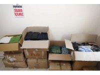 Giysi toplama kutularına yoğun ilgi