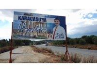 Karacasu'da proje ve tanıtım atağı
