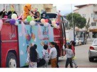 Başkan Atabay'dan Didimli miniklere sürpriz