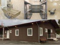 Menderes'e cenaze hizmetleri binası