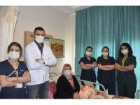 Mardin Devlet Hastanesinde ilk defa tendon sorununa yönelik kapalı artroskopik ameliyat gerçekleştirildi