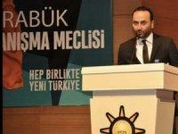 Ersöz, AK Parti kongresine başkanlığa aday olduğunu açıkladı