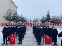 Yozgat'ta 46 acemi er yemin etti