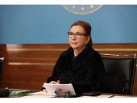 Ticaret Bakanı Ruhsar Pekcan 'Yeniden Asya' toplantısına katıldı