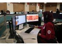 Şanlıurfa'da 4 ayda 10 bin pandemi ihbarı