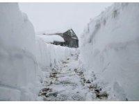 """Güngör: """"Yedikuyular en çok kar yağışı alan bölgelerin başında"""""""