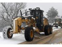 Osmangazi'de kar seferberliği