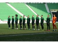 TFF 2. Lig: Sakaryaspor: 1 - Serik Belediyespor: 1