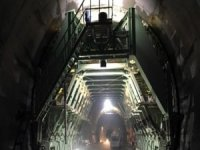 Yeni Zigana Tüneli inşaatında kazı oranı yüzde 80'e ulaştı