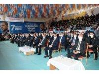 AK Parti Bitlis İl Başkanlığı 7'nci Olağan Kongresi yapıldı