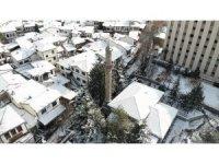 Hamamönü'nde kış günlerinde pandemi sessizliği