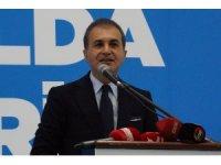 """AK Parti Sözcüsü Çelik: """"2021'e maalesef vesayet çağrıları ile giriyoruz"""""""