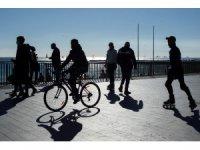 İspanya'da hafta sonu 84 bin 287 yeni vaka tespit edildi