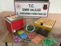 İzmir'de 45 kişiye kumar baskını: 291 bin TL para cezası kesildi