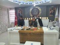 Yazıhüyük Belediyesi'nde imzalar atıldı