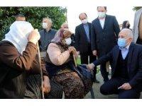 Başkan Gültak, mahallelerde vatandaşlarla buluşup taleplerini dinledi
