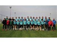 Nevşehir Belediyespor'da Antalya kampı sona erdi