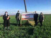 Kırklareli'nde demonstrasyon sahası kontrolleri yapıldı