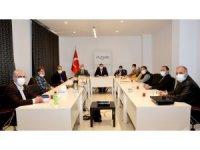 İzmir'deki sivil toplum kuruluşları Filistinli mülteciler için harekete geçti