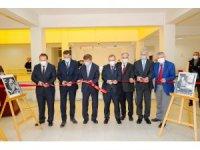 'Abay köşesi' ve 'Düsen Kaseinov' sanat sınıfı açıldı