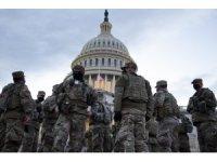 Biden'ın yemin töreninde görevli 2 Ulusal Muhafız görevden alındı