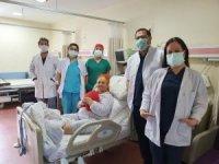 Ordu'da aort yırtılmasına karşı başarılı operasyon