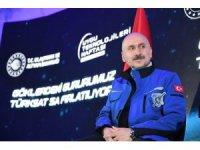 """Bakan Karaismailoğlu: """"Türksat-5A uydusu yolculuğunu planladığı şekilde sorunsuz sürdürmektedir"""""""