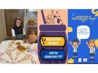 """Azerbaycan ve Türkiye'nin milli yemeği """"Piti"""" ortak projede tanıtıldı"""