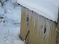 İznik buz tuttu