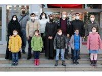 Öğrenciler işaret dili ile korona virüsü karşı uyardı