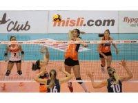 Misli.com Sultanlar Ligi: Eczacıbaşı Vitra: 3 - Sarıyer Belediyespor: 2