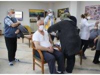 Karabük'te aşı yapılan kişi sayısı 3 bine yaklaştı