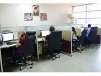 Malatya'da Çağrı Merkezine 22 bin 264 başvuru yapıldı