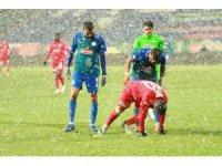 Çaykur Rizespor: 3 - Gaziantep FK: 0 (Maç sonucu)