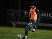 Bursaspor'da Adana Demirspor maçı hazırlıkları devam ediyor