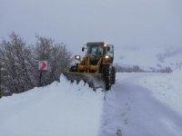 Sivas'ta merkeze bağlı kapalı köy yolu kalmadı