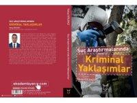 KSBÜ Adli Bilimler Bölümü'nden kitap çalışması