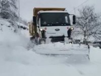 Düzce'de kapalı köy yolu kalmadı