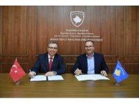 'Kosova Teknopark' için Kosova'da imza töreni gerçekleştirildi
