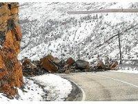 Hakkari-Çukurca kara yolu ulaşıma açıldı