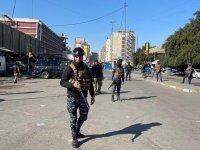 Bağdat'ta pazarda intihar saldırısı: Ölü ve yaralılar var