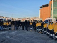Sakarya'da 112 filosu güçlenmeye devam ediyor