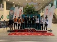 Manisa BBSK Atıcılık Takımı Türkiye Şampiyonu oldu